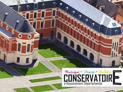 Isolation et Acoustique des salles - conservatoire d'Arras